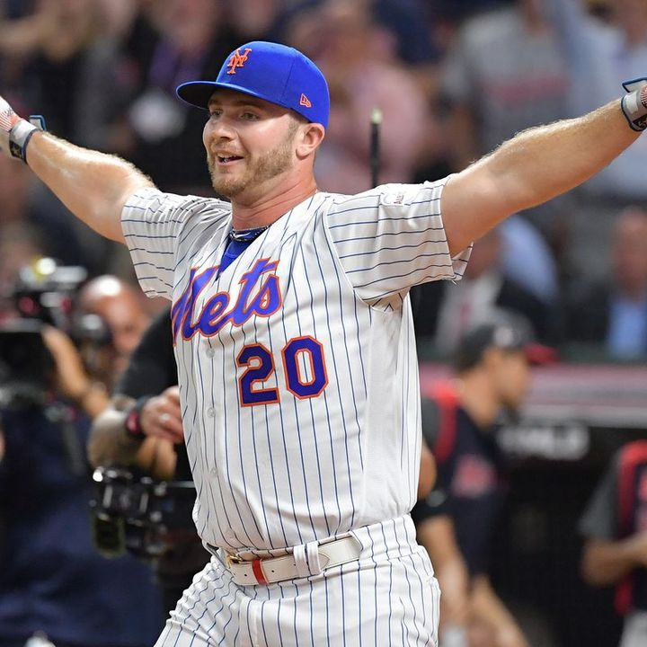 """Talkin Mets: The Seth Lugo ConundrumRustin Dodd of The Athletic Talks about the """"season of Pete Alonso"""" and the """"Brooklyn Cyclones experienc"""
