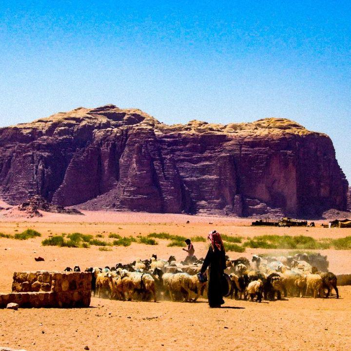 Mosè, la fuga a Madyan