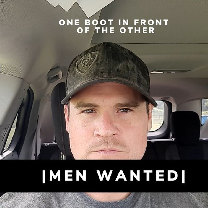 MEN WANTED   CALLING MASCULINITY