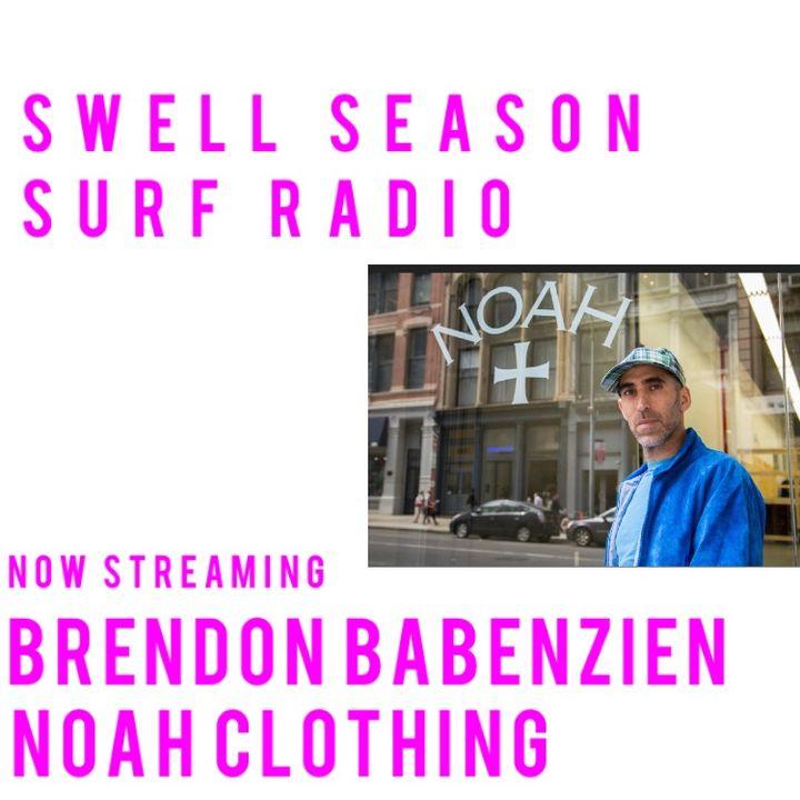 Brendon Babenzien of Noah Clothing