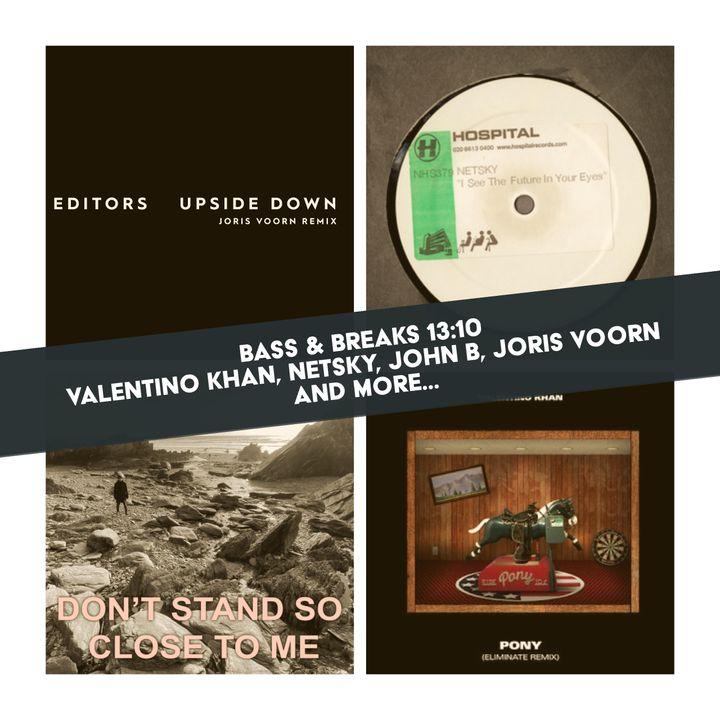 13:10 - Valentino Khan, Dread MC, Netsky, John B, Joris Voorn and more...