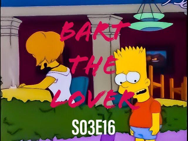 16) S03E16 (Bart the Lover)