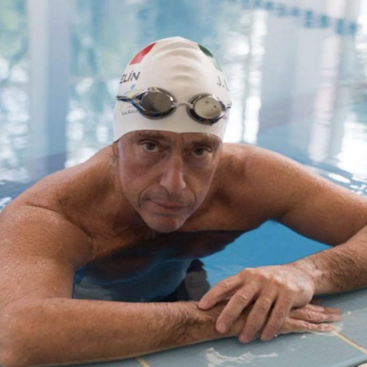 Expedición Rosique #69: Jaime Lomelín, leyenda mexicana y mundial del nado en aguas abiertas.