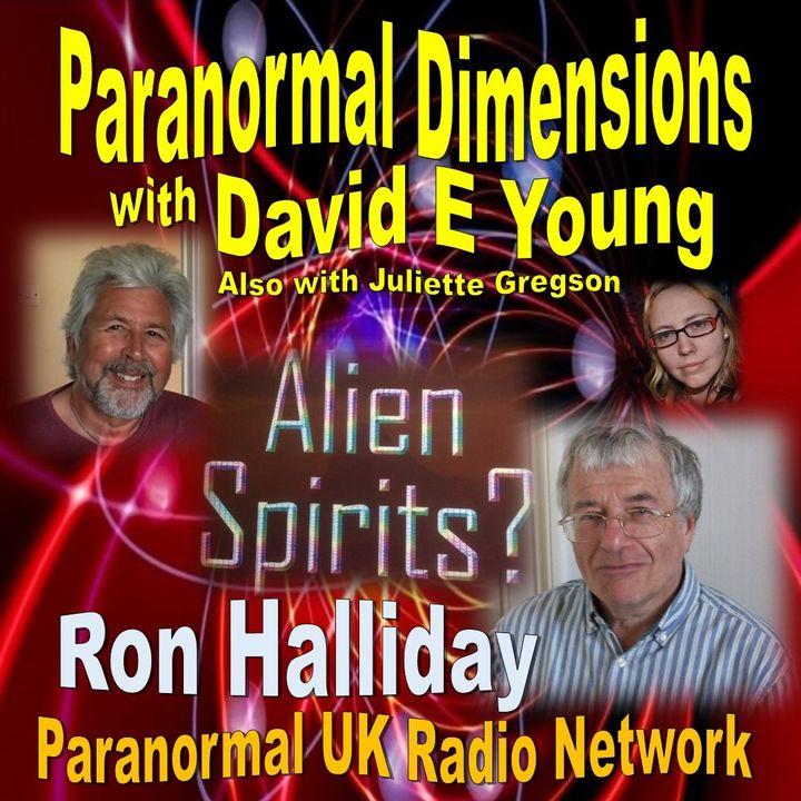 Paranormal Dimensions - Ron Halliday