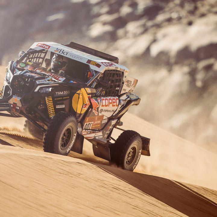 Previa Etapa 3 Dakar 2021