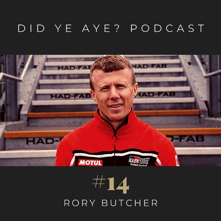 #14 - Rory Butcher