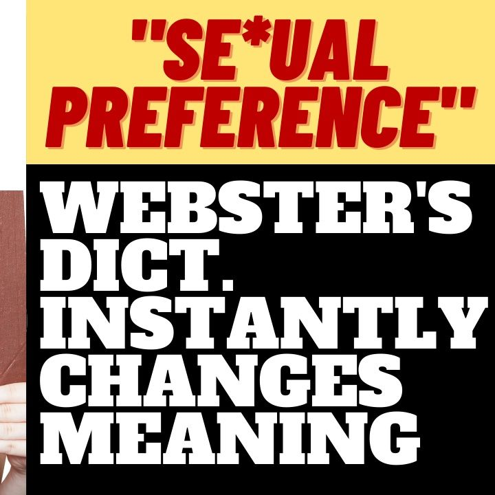 Dictionary Goes Full Orwell