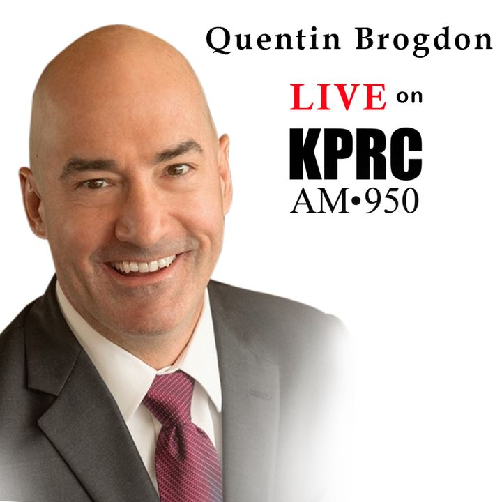 Quentin Brogdon - What is the future of Parler || 950 KPRC Houston || 1/12/21
