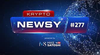 Krypto Newsy #277 | 21.08.2021 | Bitcoin za chwilę łyknie $50k, SushiSwap cudem unika utraty $350M, Wnioski o ETF na ETH wycofane