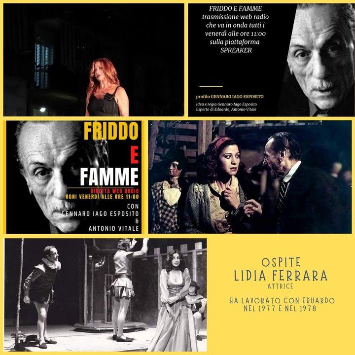 FRIDDO E FAMME puntata 07 ospite Lidia Ferrara