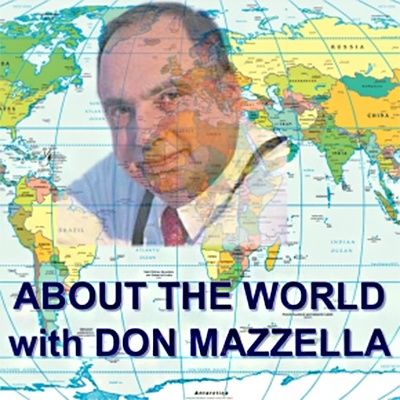 Doug Brooks & Joy Stephenson-Laws - About The World Ep 27