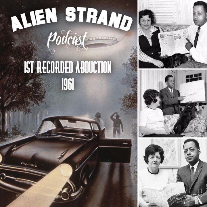 #9 -1961/ Betty & Barney Hill  Abduction