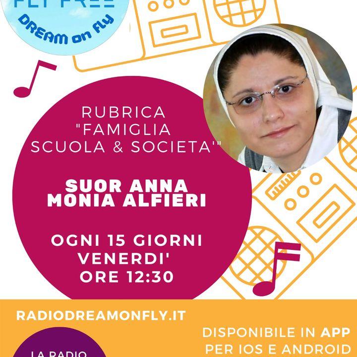 Suor Anna Monia Alfieri commenta ai nostri microfoni il ddl Zan e il caso Grillo.
