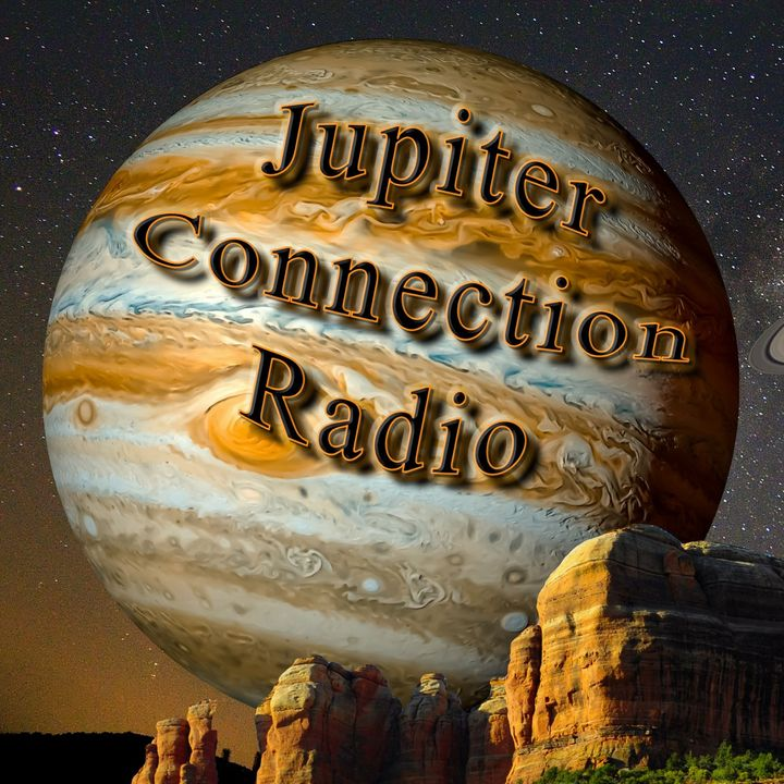 HERE WE ARE! JUPITER CONNECTION RADIO