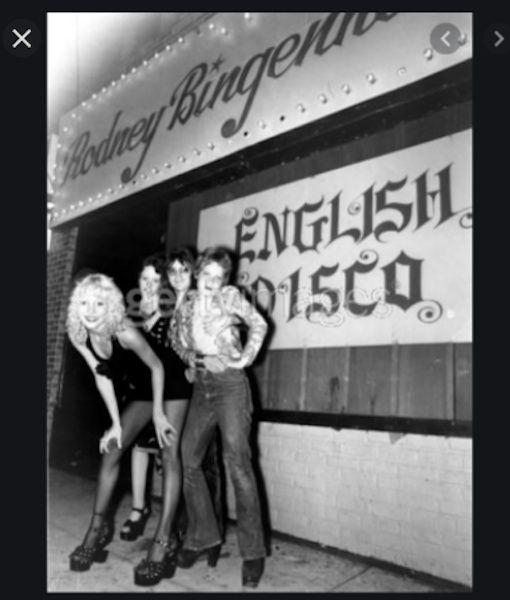 Nightclubbing Rodney's English Disco 28th February 2021