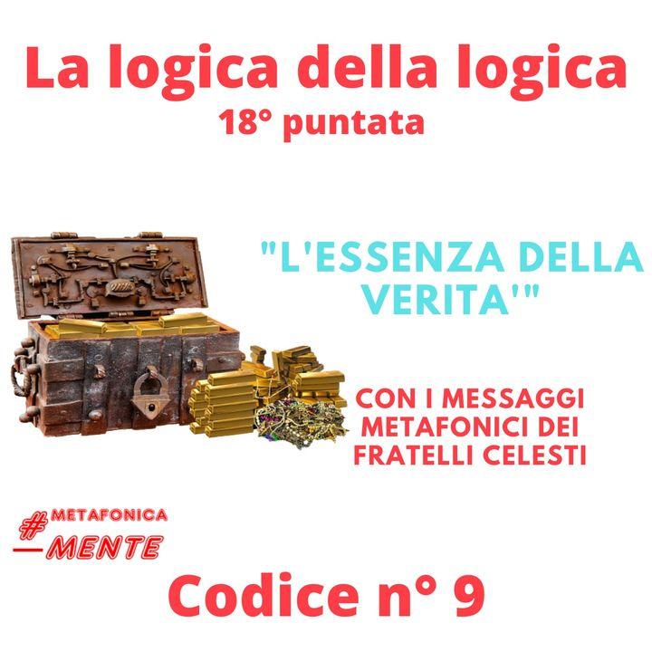 Nono codice della logica della logica: l'essenza della verità