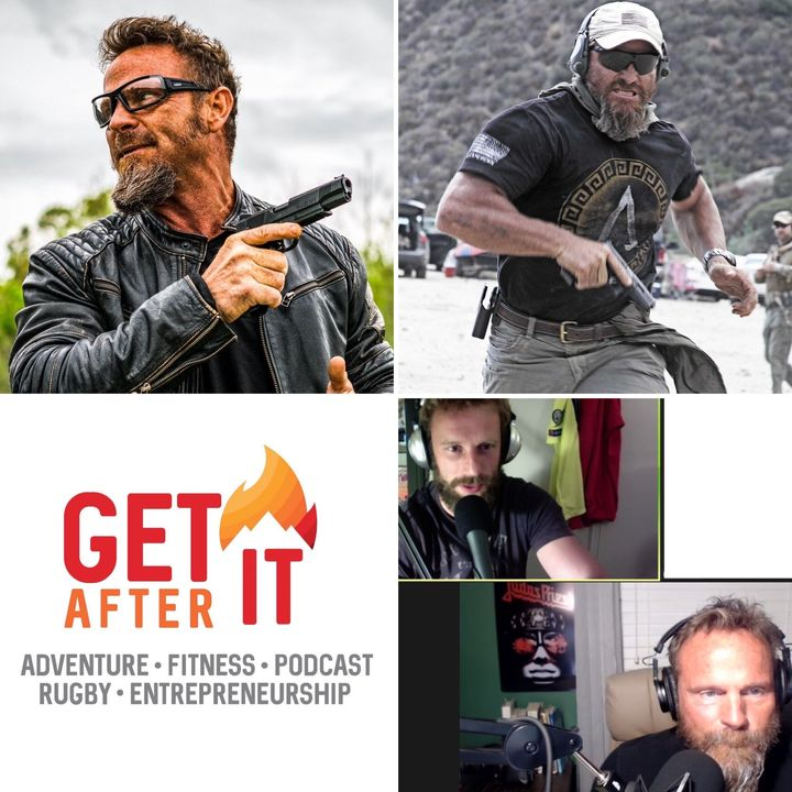 Episode 107 - with Pat McNamara - Retired US Special Forces, Tactical trainer, Podcaster and Dude!