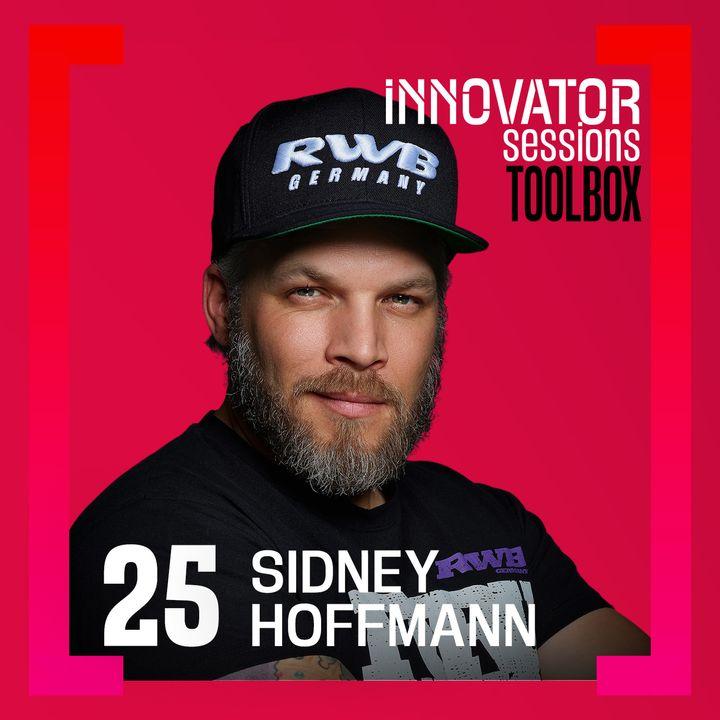 Toolbox: Sidney Hoffmann verrät seine wichtigsten Werkzeuge und Inspirationsquellen