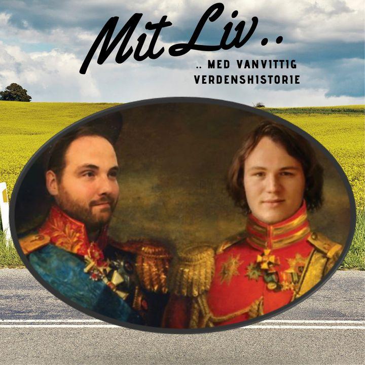 .. med Vanvittig Verdenshistorie (podcast med Peter Løhde og Alexander Janku)