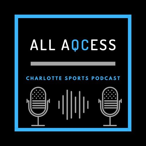 ALL AQCESS PODCAST Ep 2 Panthers Retirement Hornets MVP  More Sports Talk