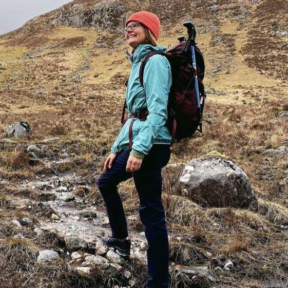 Episode 172 - Lucy Hamilton - Photography, Scotland and Adventure
