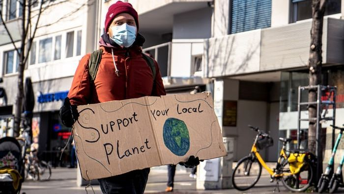 Is climate change inaction morally corrupt?