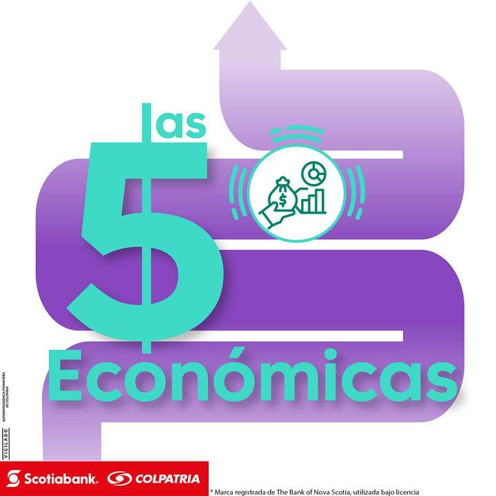 Las cinco económicas de septiembre