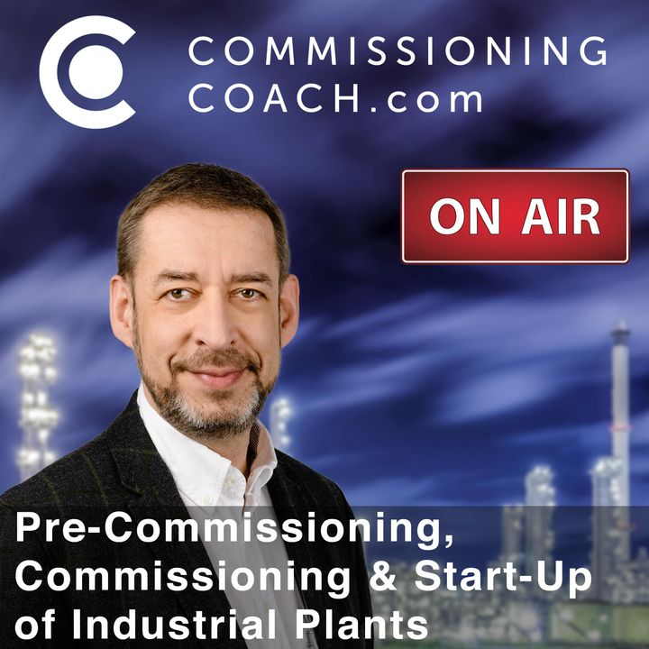 CommissioningCoach.com on Air