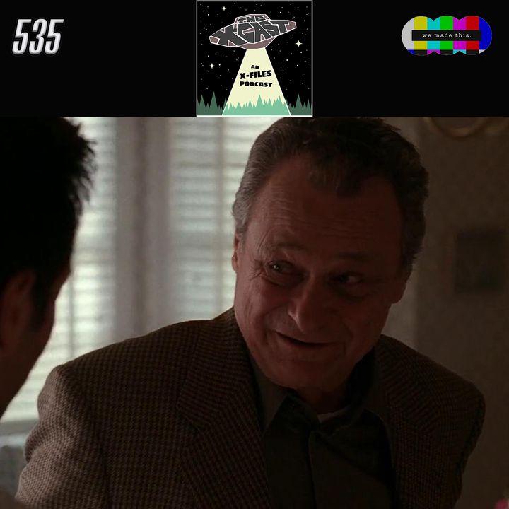 535. Interview: Jerry Hardin (aka Deep Throat)