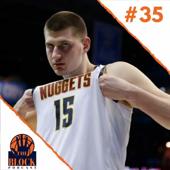 #35 - Qual o Real Potencial do Nets? E as Corridas para MVP e Rookie