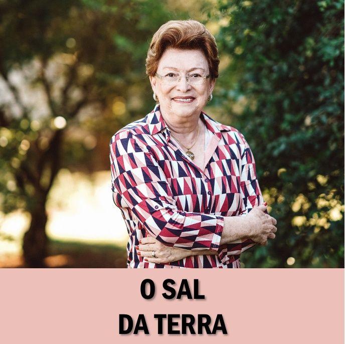O sal da terra // Pra. Suely Bezerra