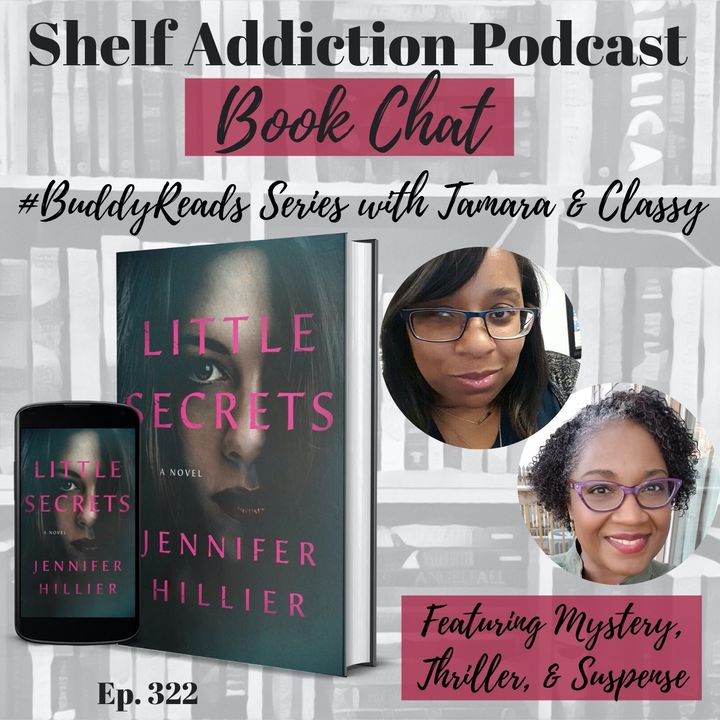 #BuddyReads Discussion of Little Secrets | Book Chat