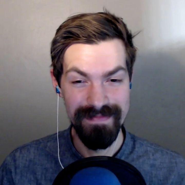 Gaming Critic Cameron Kunzelman | Ep 011