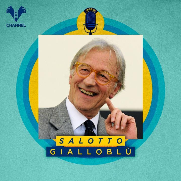 Salotto Gialloblù   Vittorio Feltri   19 marzo 2021