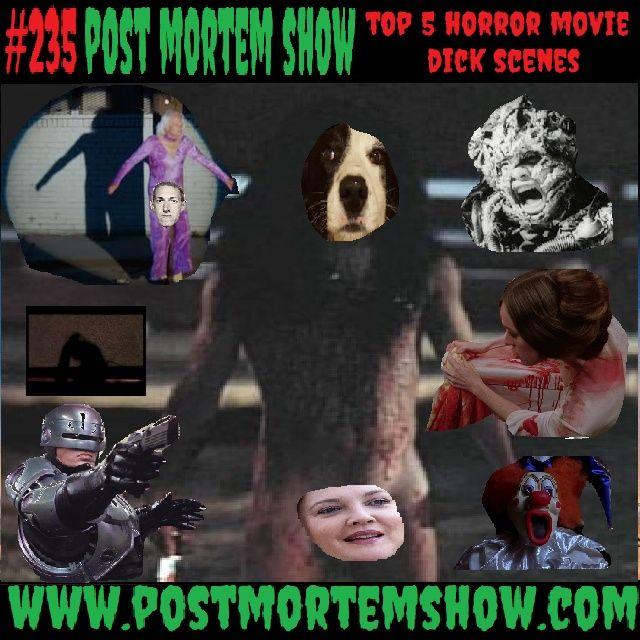 e235 -  Drew Barrymore Shovel Party (Top 5 Horror Movie Dick Scenes)