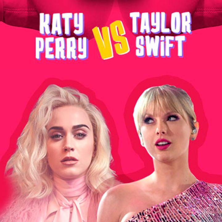Katy Perry Vs Taylor Swift: Una Saga de Amor y Odio (Parte 1)