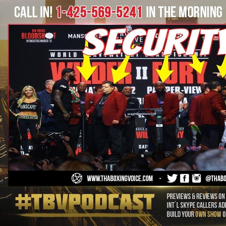 ☎️Wilder vs Fury 2❗️Wilder: 231 lbs💪🏿 Fury: 273 lbs💪🏻 Can Tyson Fury Bully The Bully❓