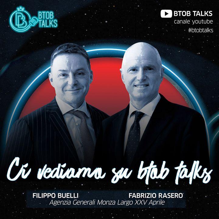 Filippo Buelli e Fabrizio Rasero