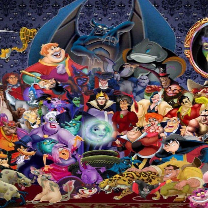 Everyone Loves A Bad Guy: Disney Villains Pt 2 (Re-Air)