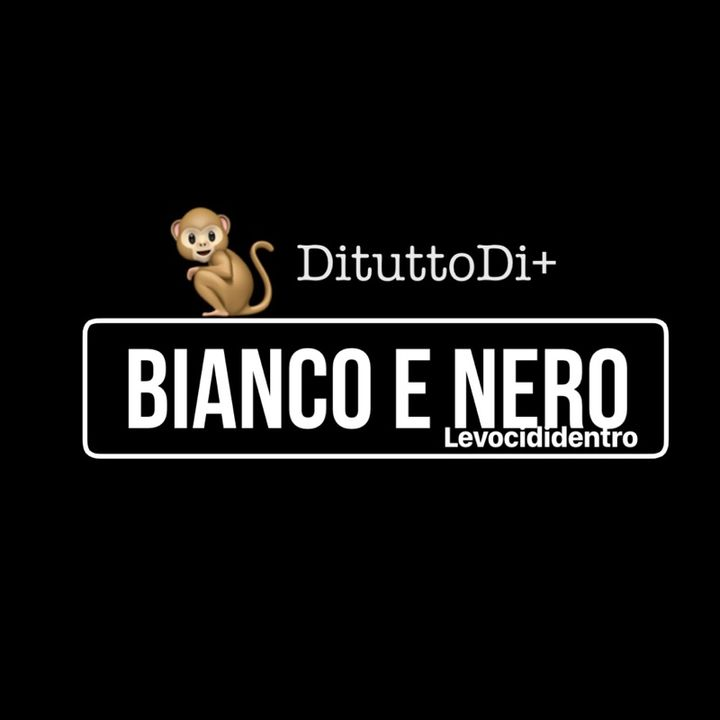 Bianco e Nero- Le Piaghe del Signore....