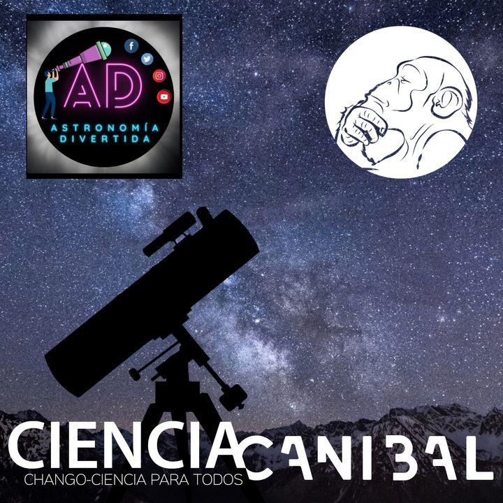 5-8 Astronomía: de Casa al Observatorio