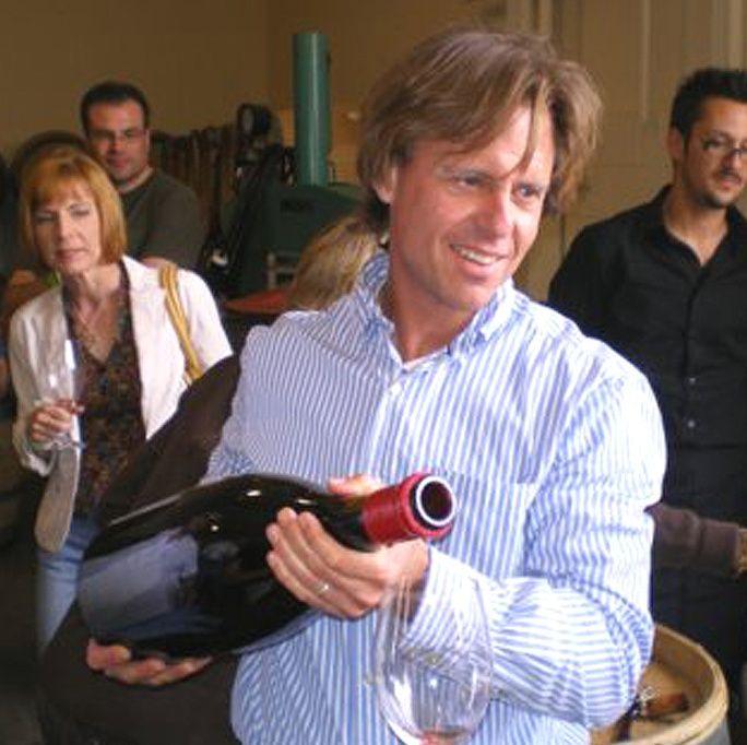 Winemaker Bryan Babcock