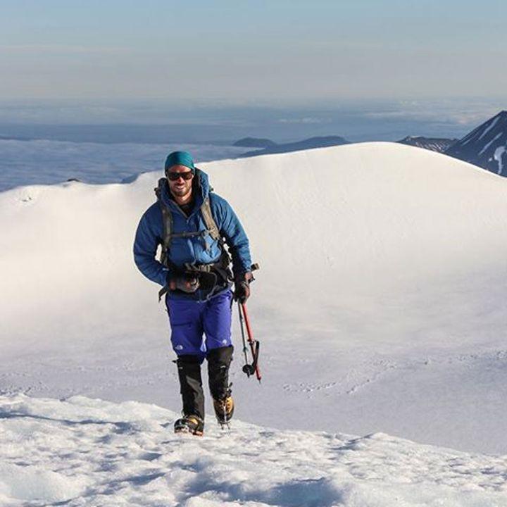 Dave Williams: Marathon mountain man, inspiring change