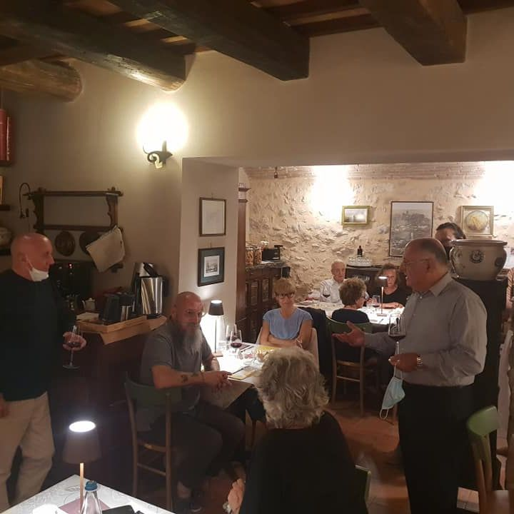 Guided tasting of Nicola Venditti wines