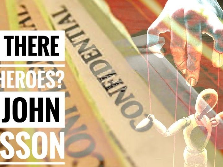 Ep. 50 Are There Any Heroes? w/John Brisson
