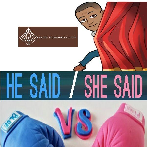 He Said/She Said: Double Dating