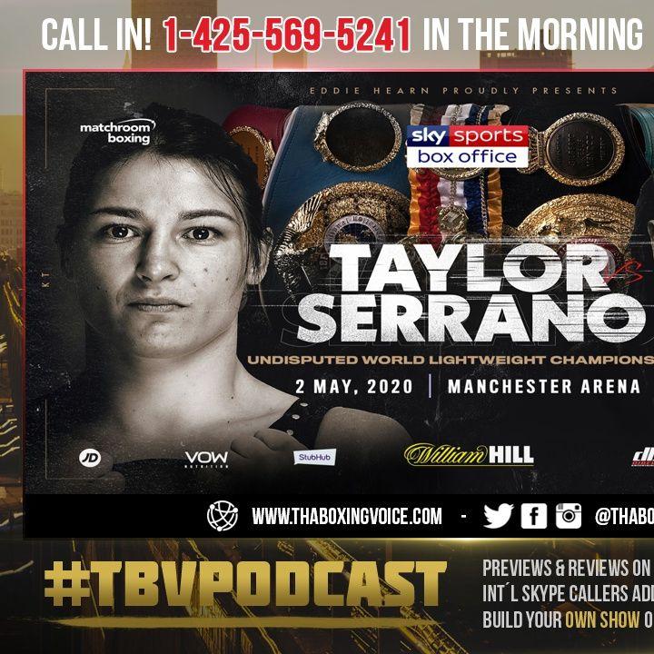 ☎️Katie Taylor vs Amanda Serrano🔥Does Winner Snatch Claressa Shields # 1 Pound 4 Pound Slot❓