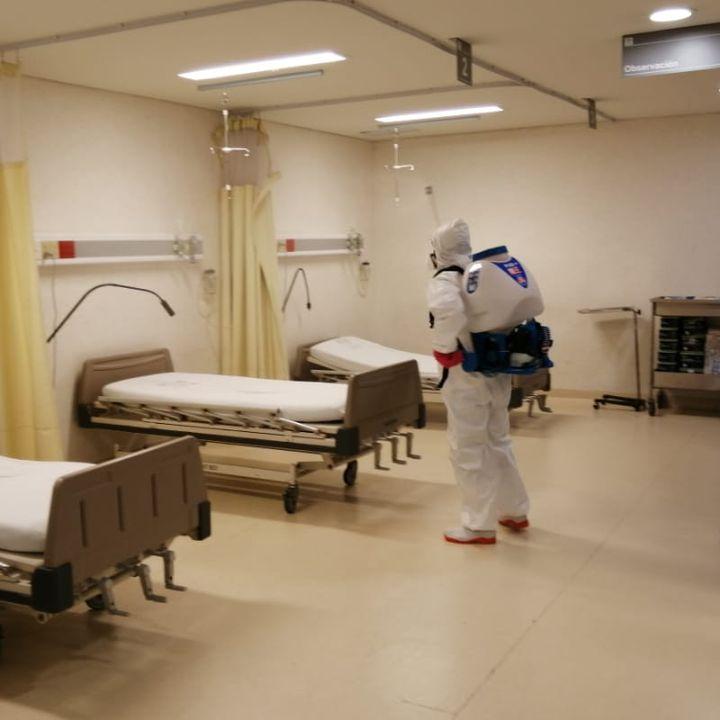 IMSS emprendió reconversión para contar con 290 unidades médicas ante pandemia