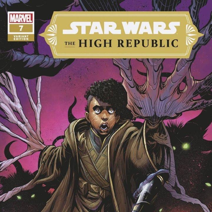 Star Wars Splash Page #245 -- Cry Little Sister