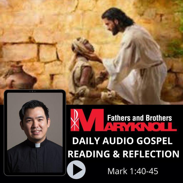 Mark 1:29-39, Daily Gospel Reading and Reflection